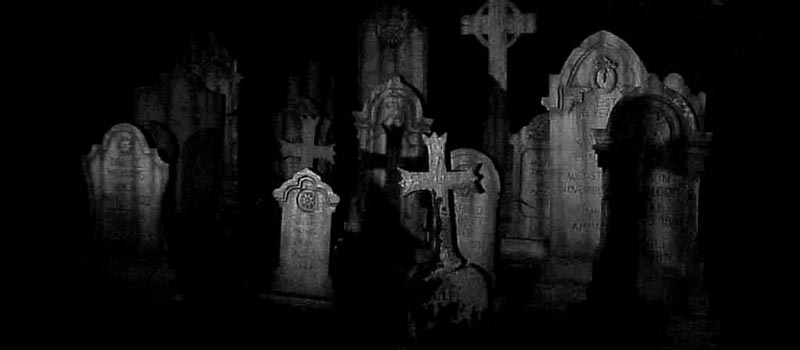 Scary Graveyard