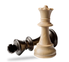 Chess Piece Poker vs Chess