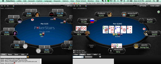 two table zoom poker strategy