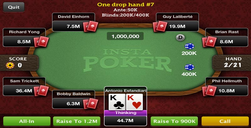 Equilab pokerstars