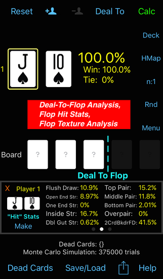 best poker calculator app