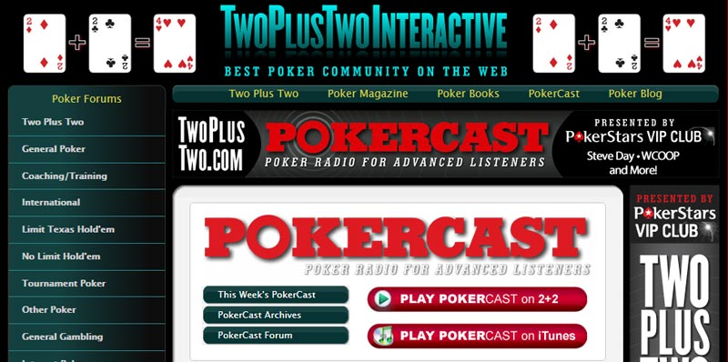 Overbetting two plus two pokercast how sports betting works in las vegas