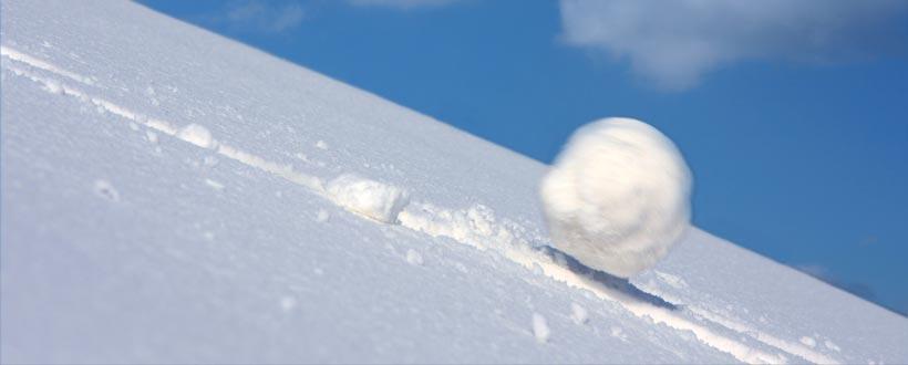 Snowball effect of going on tilt