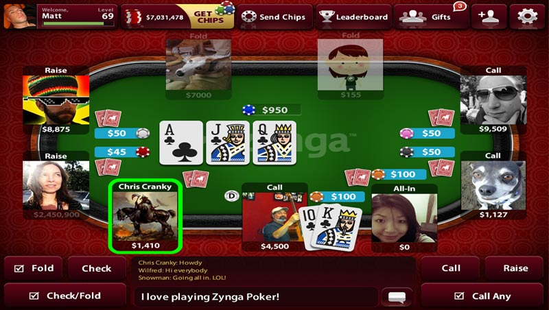 Zynga Poker Best Poker Training Apps on the Go